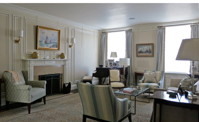 Fifth Avenue Prewar Apartment