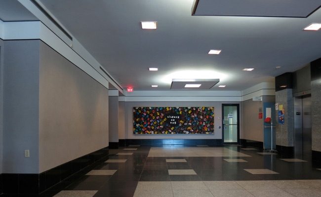 1415 Jarry Facade and Lobby