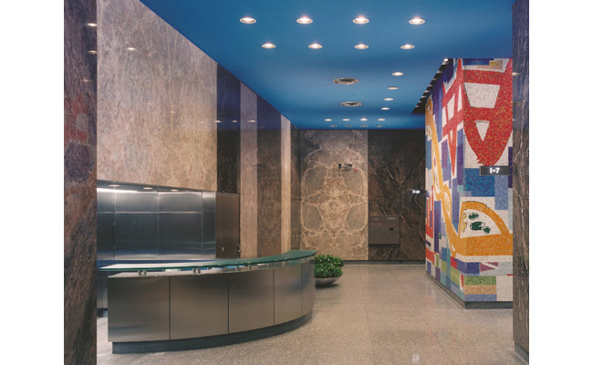 711 Third Avenue Lobby Renovation