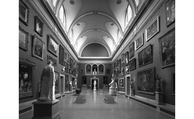 Wadsworth Atheneum, Morgan Great Hall